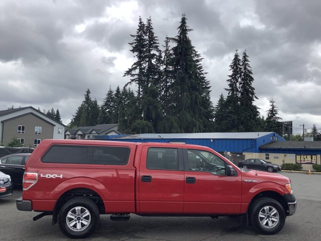 Used 2014 Ford F-150 4WD SuperCrew 145 XL