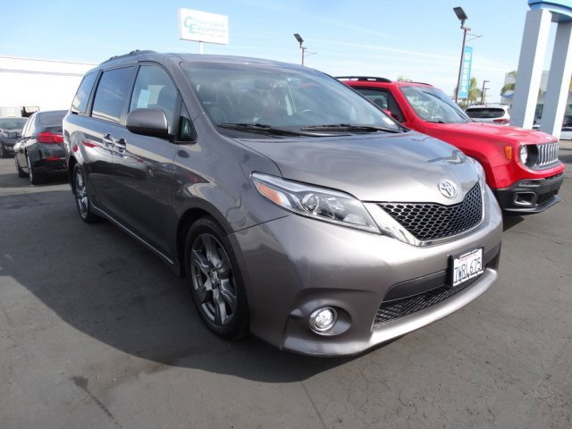 Used 2017 Toyota Sienna in San Diego, CA