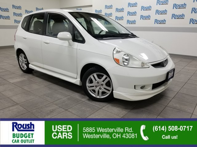 Used 2007 Honda Fit in Westerville, OH