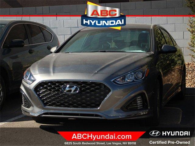 2018 Hyundai Sonata Sport Sport 2.4L *Ltd Avail* Regular Unleaded I-4 2.4 L/144 [33]