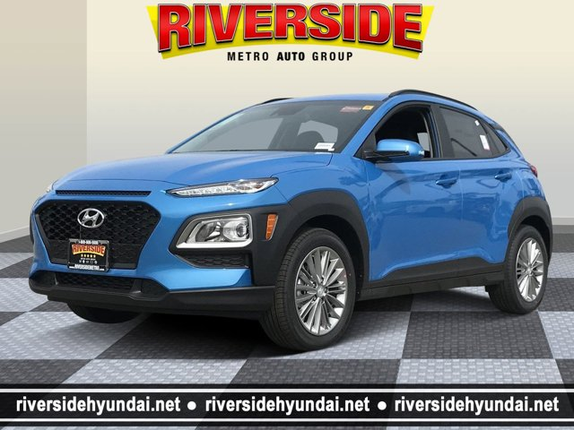 2020 Hyundai Kona SEL SEL Auto FWD Regular Unleaded I-4 2.0 L/122 [2]
