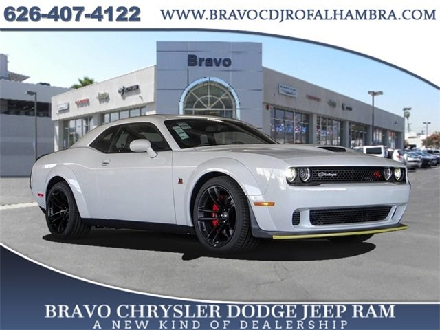 2020 Dodge Challenger R/T Scat Pack Widebody R/T Scat Pack Widebody RWD Premium Unleaded V-8 6.4 L/392 [7]
