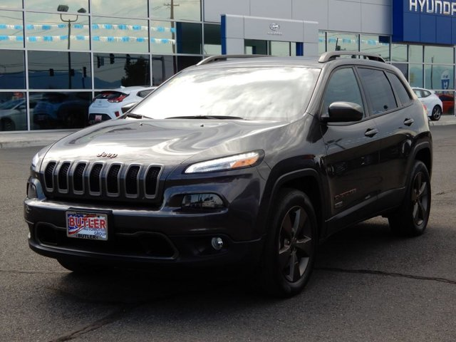 Used 2016 Jeep Cherokee in Medford, OR