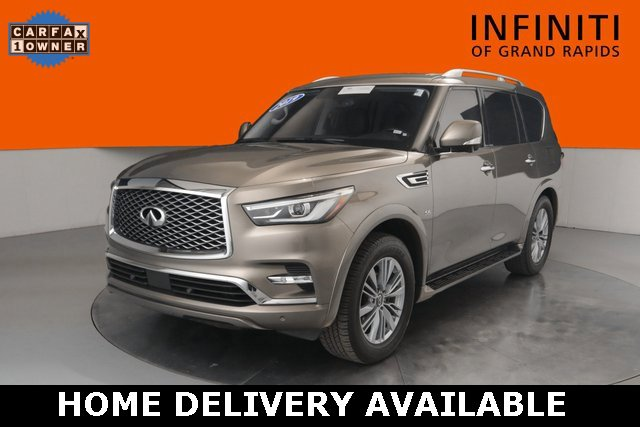 2019 INFINITI QX80 LUXE LUXE AWD Premium Unleaded V-8 5.6 L/339 [5]