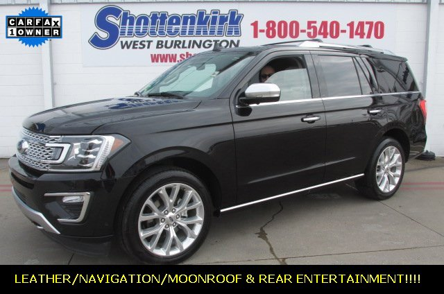Used 2019 Ford Expedition in West Burlington, IA