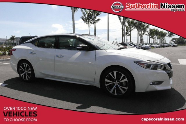 Used 2017 Nissan Maxima in Fort Myers, FL