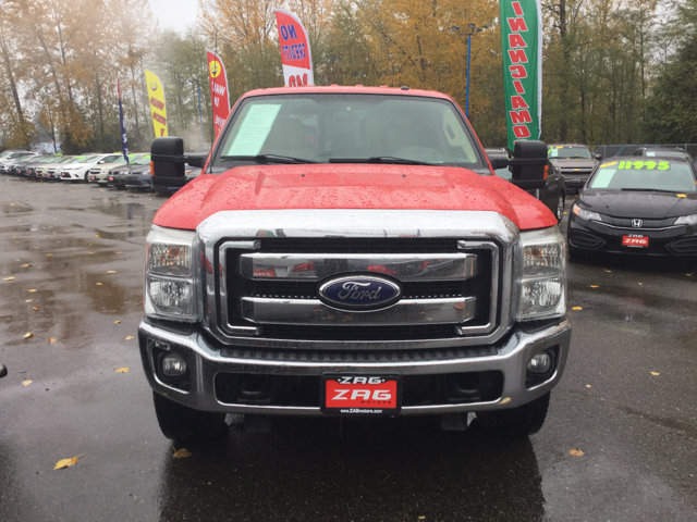 Used 2012 Ford Super Duty F-350 SRW 4WD Crew Cab 156 Lariat