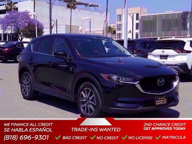 2018 Mazda CX-5 Touring Touring FWD Regular Unleaded I-4 2.5 L/152 [15]