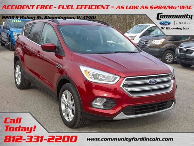 Used 2017 Ford Escape in Bloomington, IN