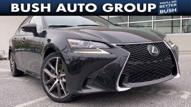 2018 Lexus GS 350  Premium Unleaded V-6 3.5 L/211 [1]