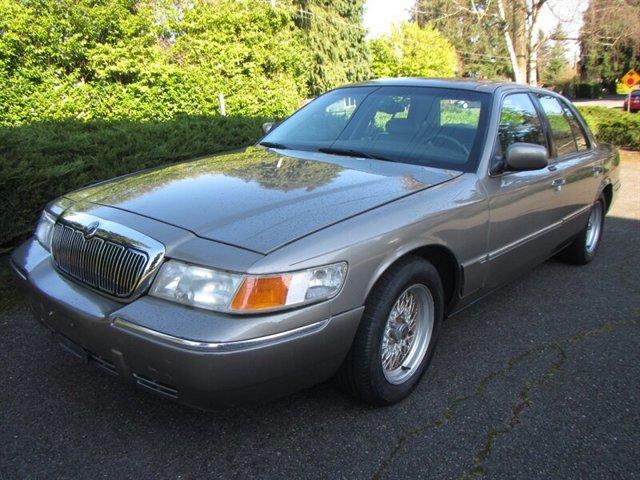 Used 2002 Mercury Grand Marquis LS Premium 92K MILES