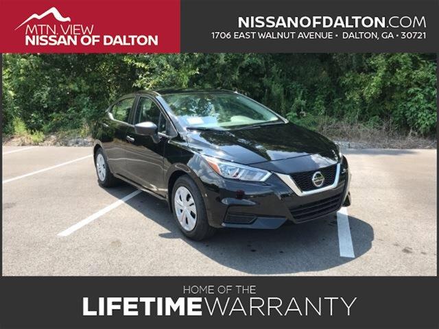 New 2020 Nissan Versa in Dalton, GA