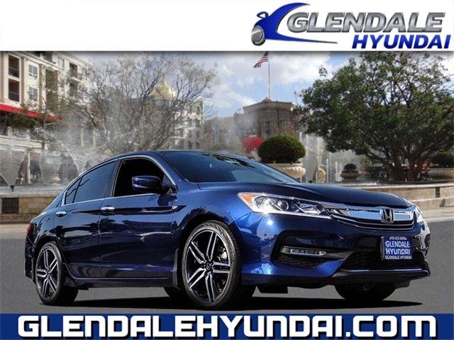 Used 2017 Honda Accord Sedan in Glendale, CA