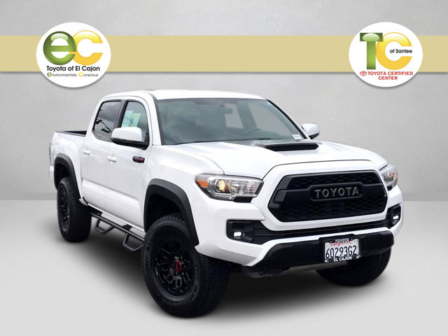 Used 2017 Toyota Tacoma in Santee, CA