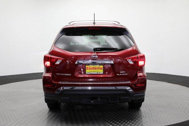 2017 Nissan Pathfinder for sale 125470 5