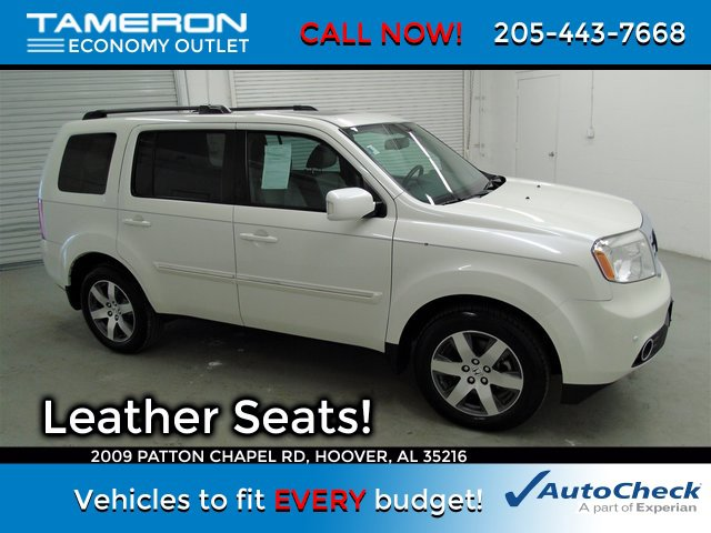 Used 2015 Honda Pilot in Gadsden, AL