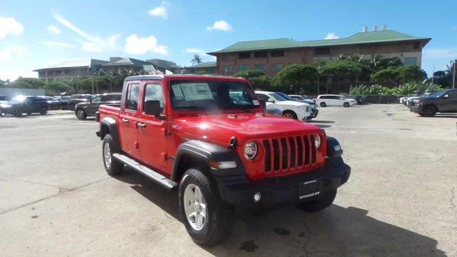 New 2020 Jeep Gladiator in Honolulu, Pearl City, Waipahu, HI
