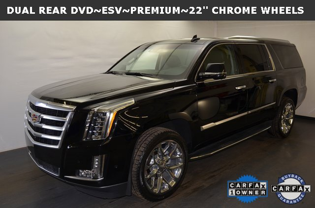 Used 2018 Cadillac Escalade ESV in Cleveland, OH