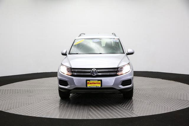 2017 Volkswagen Tiguan for sale 122838 1