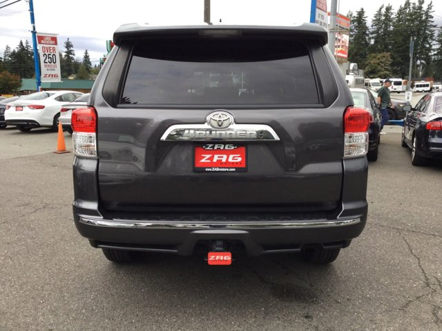 Used 2013 Toyota 4Runner 4WD 4dr V6 Limited