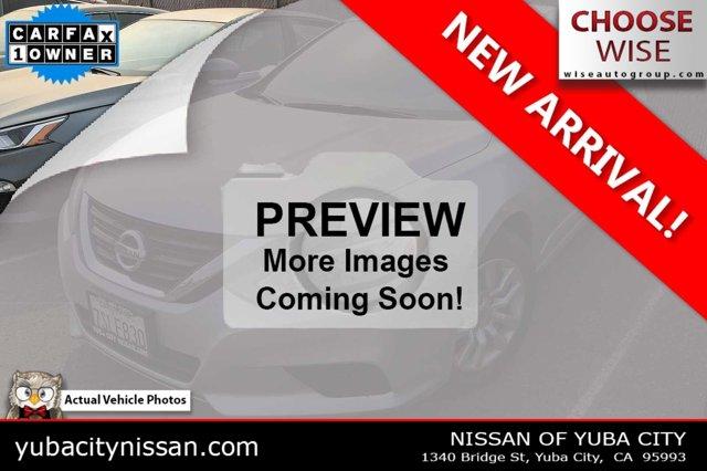 2017 Nissan Altima 2.5 S 2.5 S Sedan Regular Unleaded I-4 2.5 L/152 [9]
