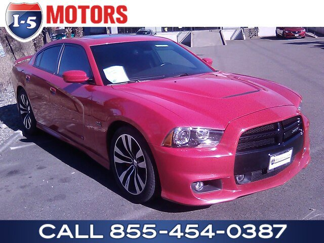 Used 2012 Dodge Charger in Fife, WA
