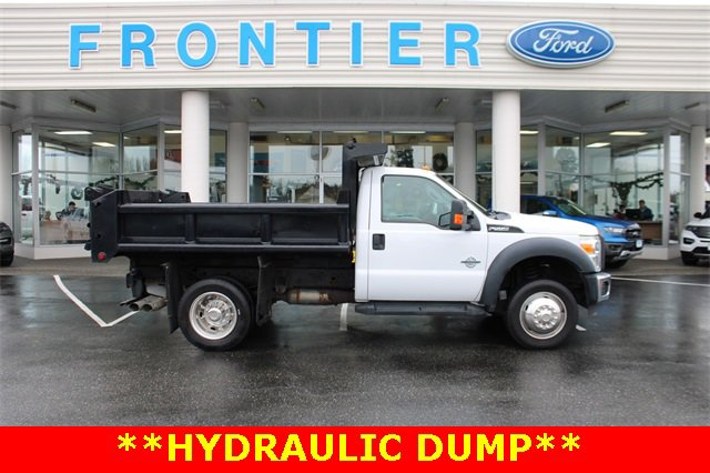 Used 2014 Ford F-550 in Anacortes, WA