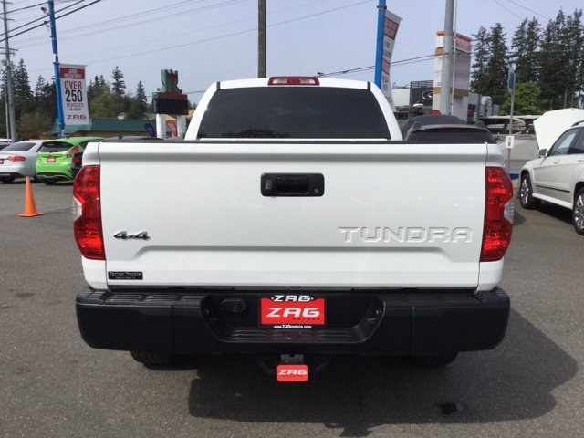 Used 2017 Toyota Tundra 4WD SR Double Cab 6.5' Bed 4.6L