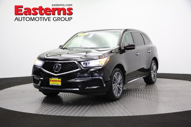 2017 Acura MDX Technology Entertainment Sport Utility