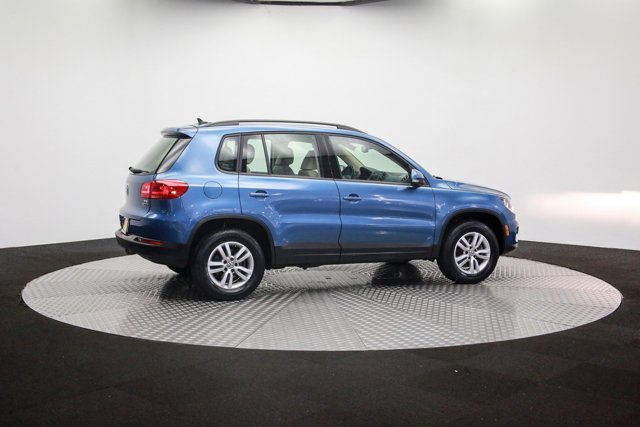 2017 Volkswagen Tiguan for sale 121578 38