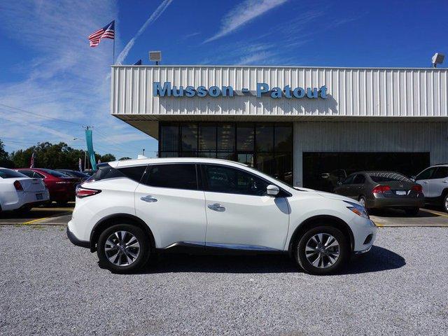 Used 2017 Nissan Murano in New Iberia, LA