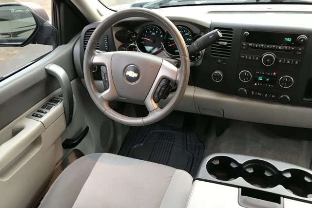Used 2013 Chevrolet Silverado 2500HD 4WD Crew Cab 153.7 LT
