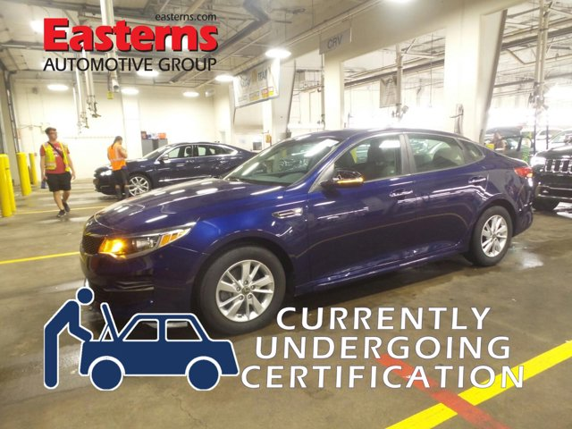 2016 Kia Optima for sale 119208 0