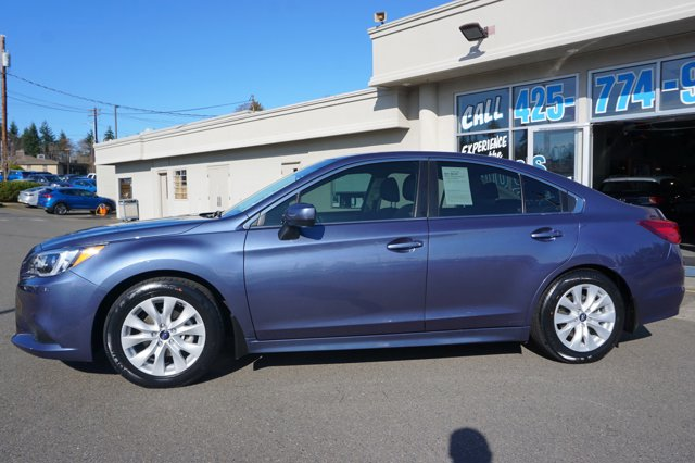 Used 2016 Subaru Legacy 4dr Sdn 2.5i Premium PZEV