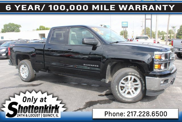 Used 2015 Chevrolet Silverado 1500 in Quincy, IL