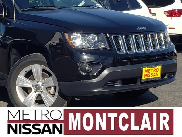 2015 Jeep Compass Sport Sport FWD 4dr Regular Unleaded I-4 2.4 L/144 [0]