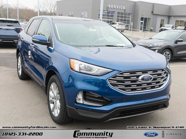 New 2020 Ford Edge in Bloomington, IN
