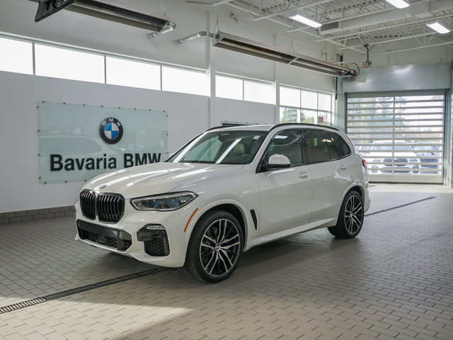 2020 BMW X5 xDrive40i xDrive40i Sports Activity Vehicle Intercooled Turbo Premium Unleaded I-6 3.0 L/183 [15]