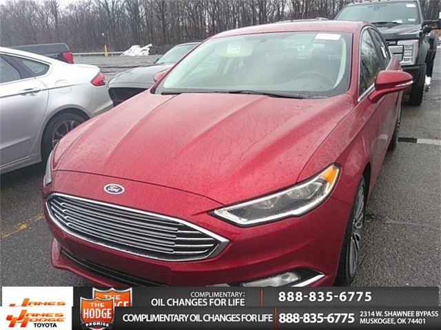 Used 2017 Ford Fusion in Muskogee, OK