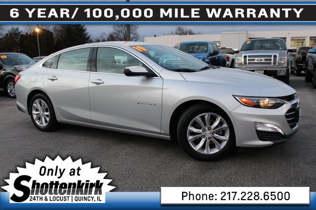 Used 2019 Chevrolet Malibu in , TX