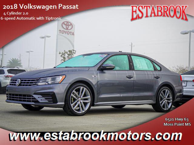 Used 2018 Volkswagen Passat in , MS