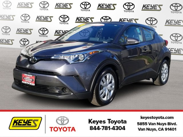 Used 2019 Toyota C-HR in Van Nuys, CA