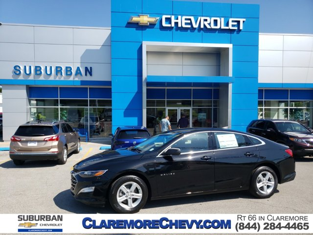 New 2020 Chevrolet Malibu in Claremore, OK