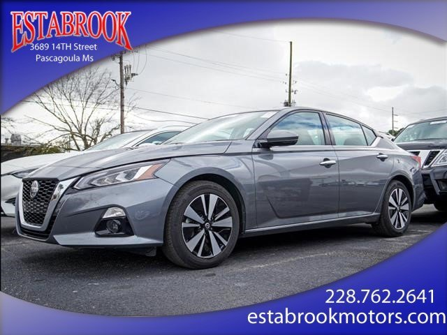 Used 2019 Nissan Altima in Pascagoula, MS