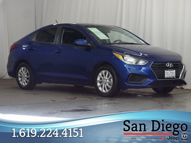 Used 2018 Hyundai Accent in San Diego, CA