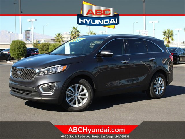 2016 Kia Sorento LX FWD 4dr 3.3L LX Regular Unleaded V-6 3.3 L/204 [5]