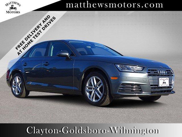 2017 Audi A4 2.0 T Premium Quattro w/ Nav & Sunroof