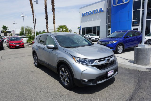 New 2019 Honda CR-V in Indio, CA