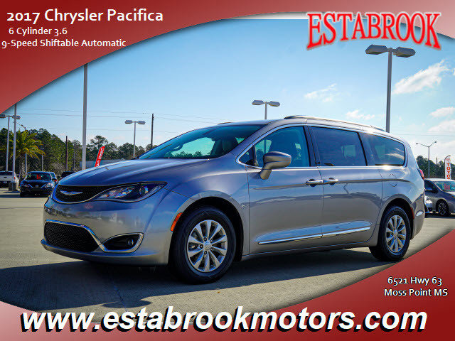 Used 2017 Chrysler Pacifica in Moss Point, MS