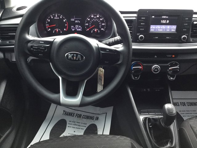 2018 Kia Rio 5-Door LX Manual